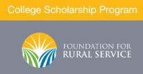 Foundation Rural Service Scholarship