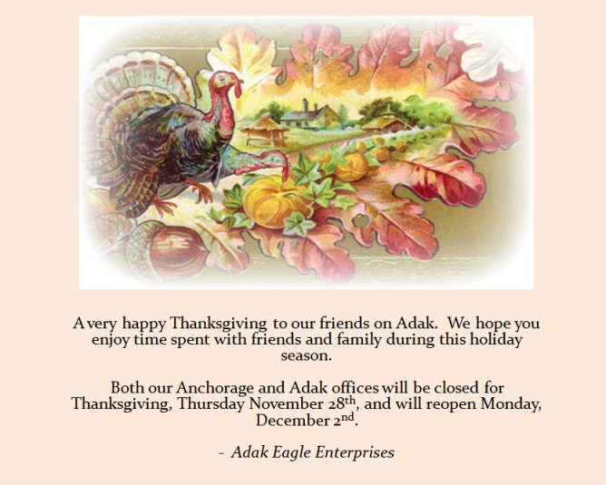 Thanksgivingannouncement