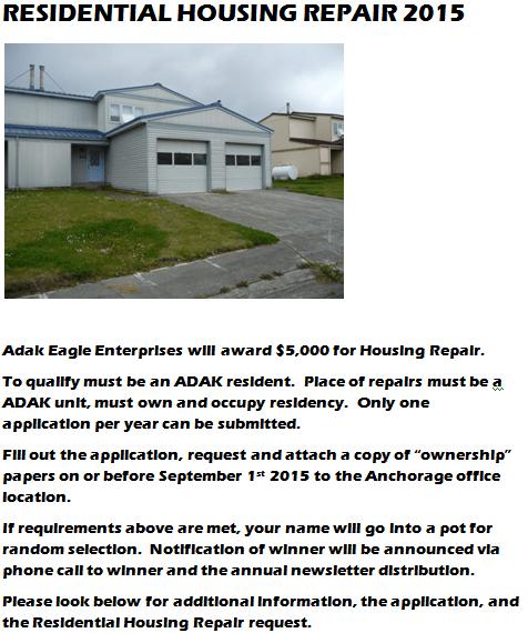 housing repair main image