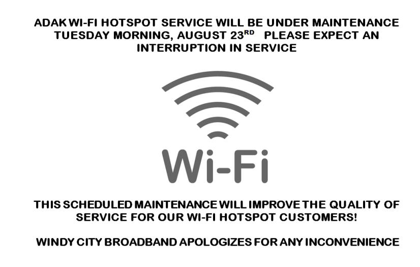 adak wifi